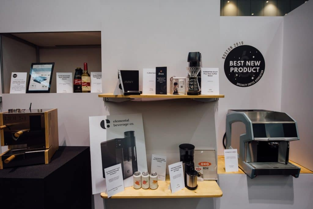 2021 Specialty Coffee Association Awards