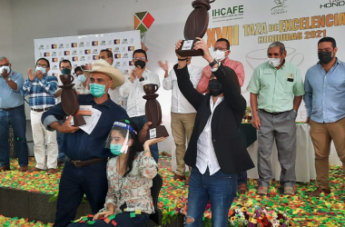 Honduras Cup of Excellence
