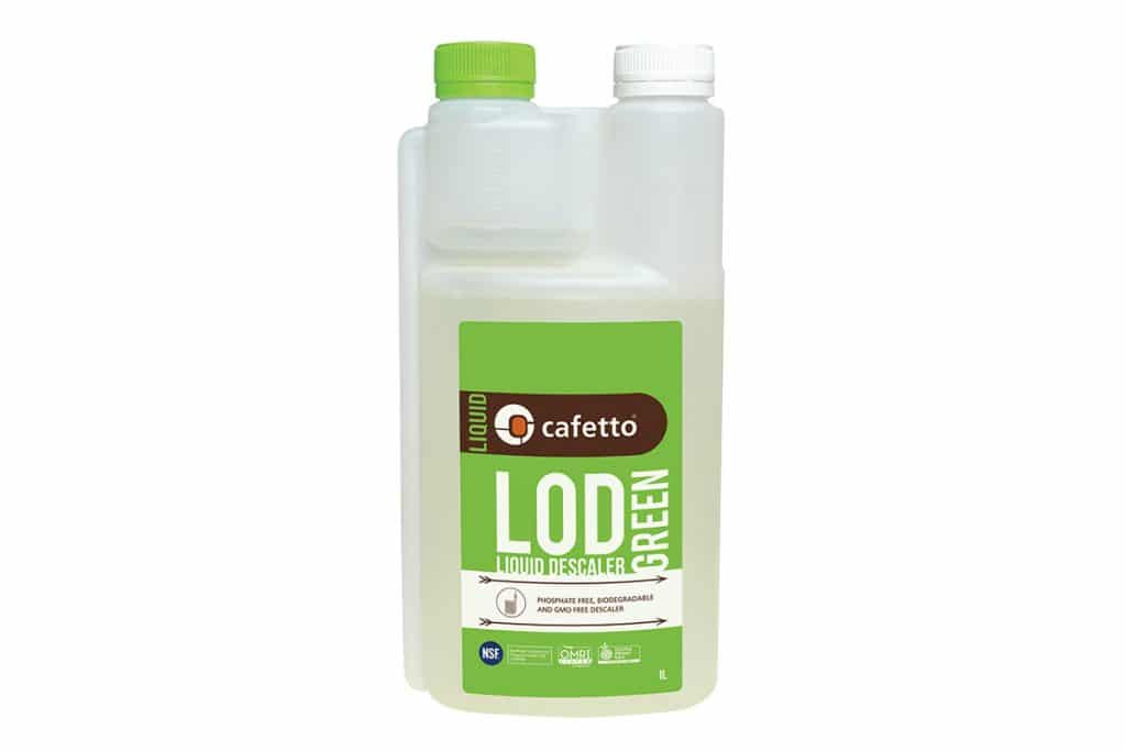 Cafetto LOD Green